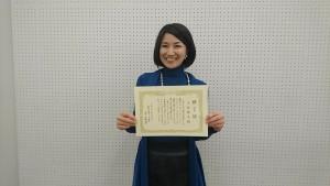 小島敦子さん写真